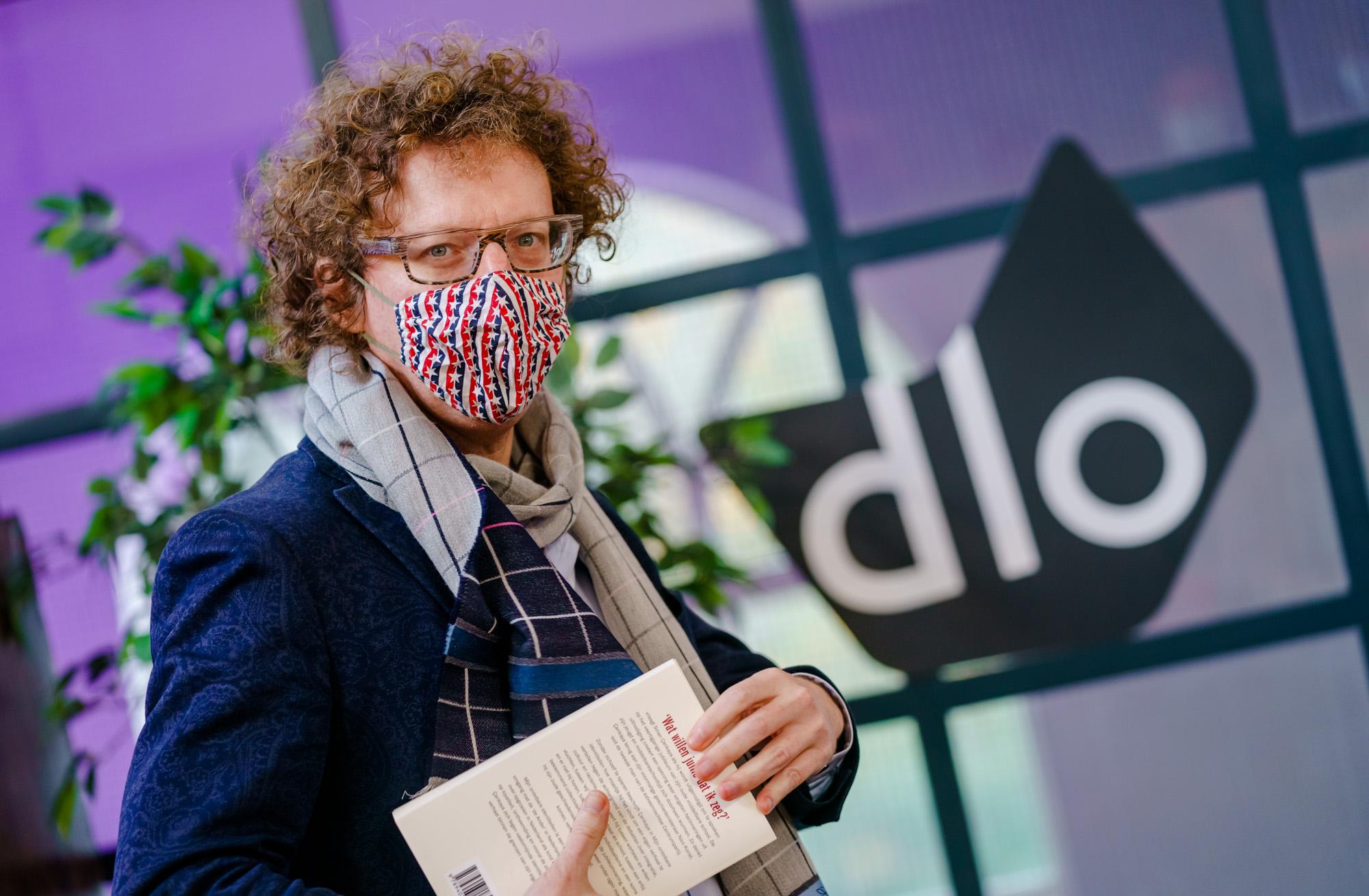 Van 12 theaterzalen naar online platform: Bruut Amsterdam produceert succesvolle online versie van de Dag van het Literatuuronderwijs